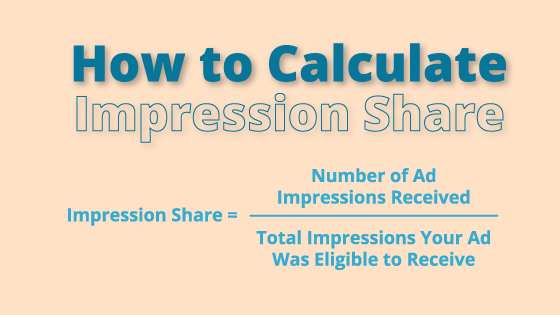What are impressions on google ads?