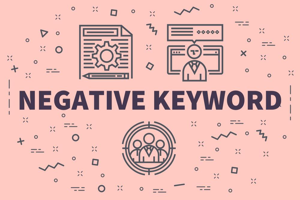 negative keywords for google ads