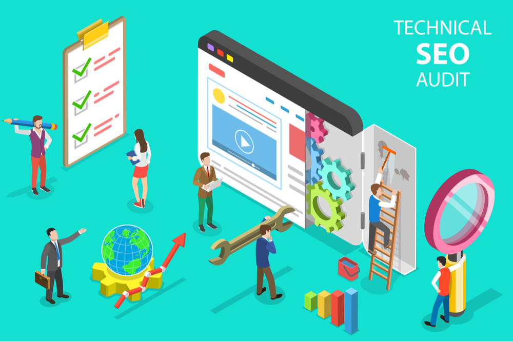 technical seo checklist and audit