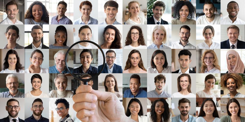 key B2B customer profiles